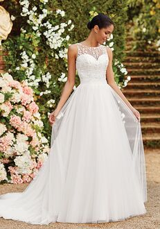 Sincerity Bridal 44166 Ball Gown Wedding Dress