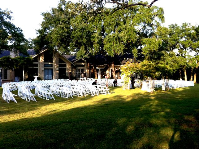Los Encinos Texas Hill Country Estate Ceremony Venues
