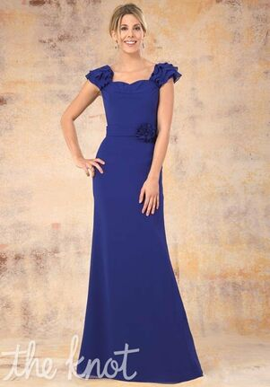 Modest Bridesmaids by Venus TF2174 Sweetheart Bridesmaid Dress