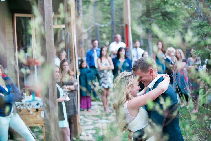 Natural Outdoor First Dance