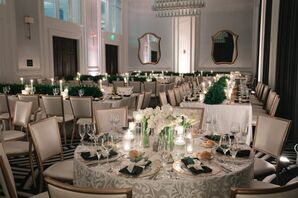 Ballroom at the Kimpton Hotel Monaco in Pittsburgh, Pennsylvania