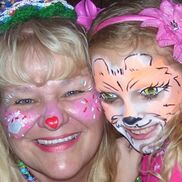 Springfield, MO Face Painting | Merry Mary Face Painter