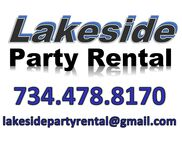 Howell, MI Party Tent Rentals | Lakeside Party Rental