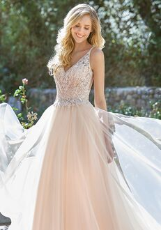 Jasmine Collection F201064 Ball Gown Wedding Dress