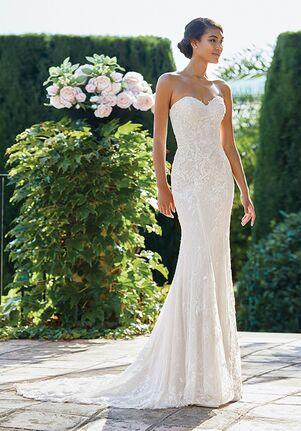 Sincerity Bridal 44215 Mermaid Wedding Dress