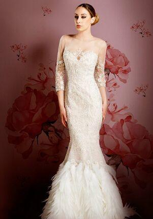 Ysa Makino KYM82 Mermaid Wedding Dress