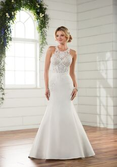 Essense of Australia D2336 Mermaid Wedding Dress