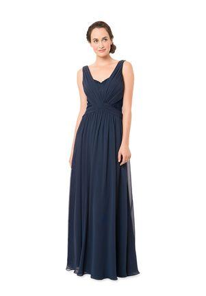 Bari Jay Flower Girls 1553 V-Neck Bridesmaid Dress