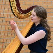 Boston, MA Harp | Ruth Mertens