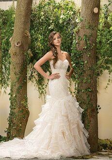 Jasmine Collection F181019 Mermaid Wedding Dress