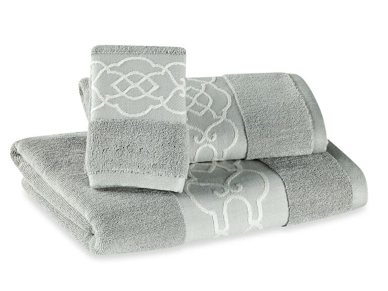 Iron Gates hand towels from Bed Bath and Beyond