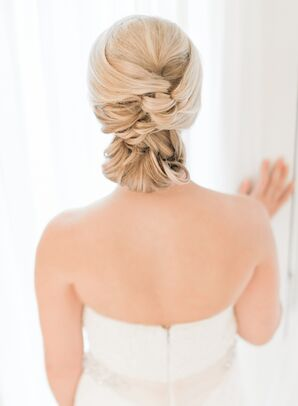 Elegant Braided Updo