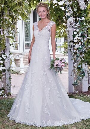 Rebecca Ingram Patricia A-Line Wedding Dress