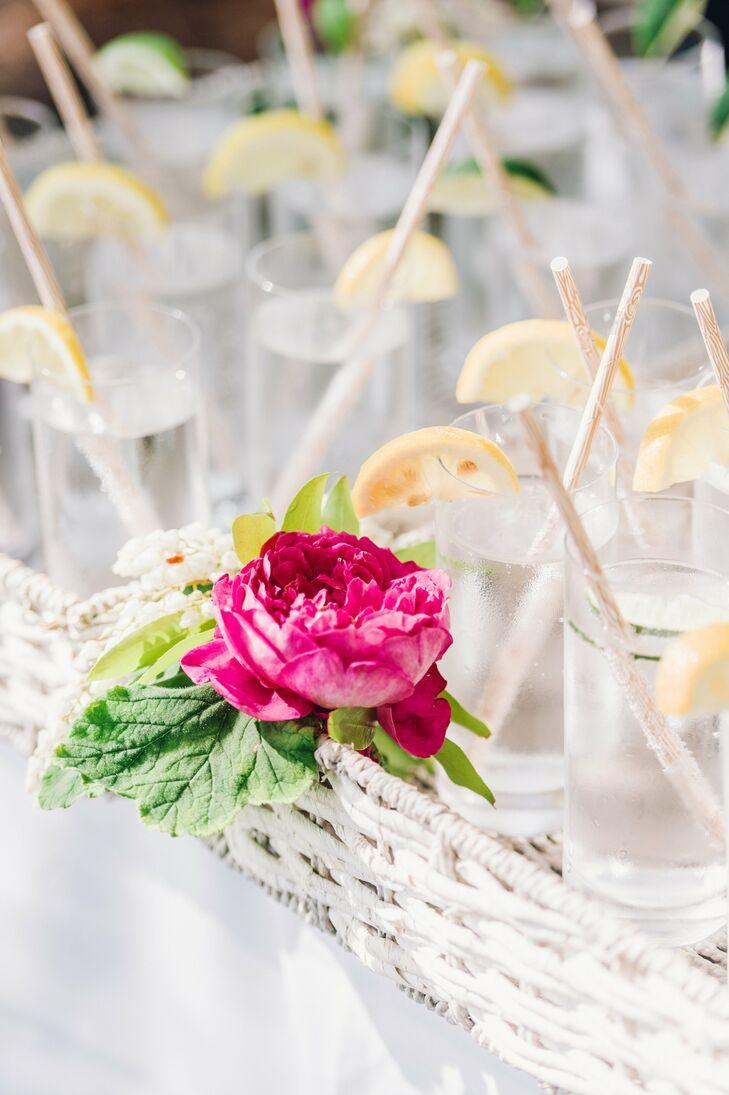 Pre-Ceremony Drinks