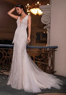 PRONOVIAS PRIVÉE BANKY Ball Gown Wedding Dress