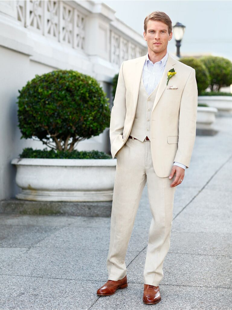 Stylish Wedding Suits Perfect For Dad