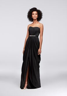 David's Bridal Collection David's Bridal Style F19650 Sweetheart Bridesmaid Dress