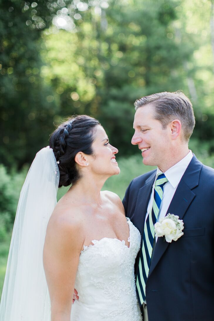 Melissa Peterson (44 and a clinical care coordinator) and Fred Peterson (47 and an interim executive director) met on Match.com and after just one dat