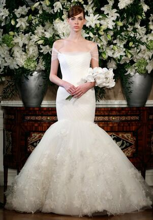 Romona Keveza Collection RK351 Mermaid Wedding Dress