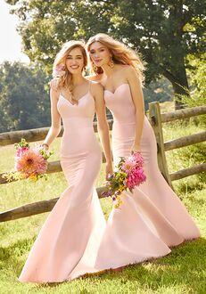 Camille La Vie & Group USA 46353_46343_PINK Bridesmaid Dress