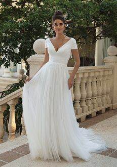 Sincerity Bridal 44089 A-Line Wedding Dress