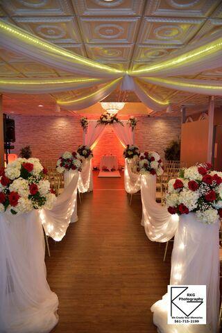 royal fiesta event center deerfield beach  fl affordable wedding decorations ideas cheap wedding decorations ideas