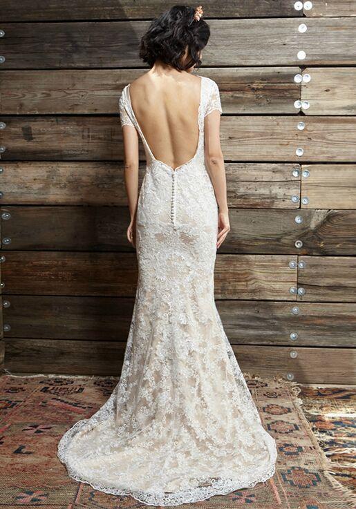 Ivy & Aster Sylvia Sheath Wedding Dress
