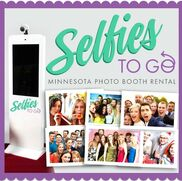 Mankato, MN Photo Booth Rental | Selfies To Go Photo Booth