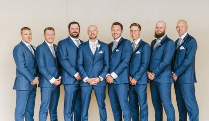 Generation Tux Austin Tx Bridal Salons The Knot