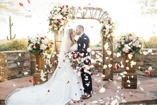 AZ Party of 2 Wedding Planning and Design