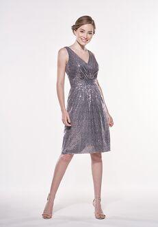 JASMINE P196014K V-Neck Bridesmaid Dress