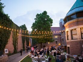 Glessner House - The Courtyard - Private Garden - Chicago, IL