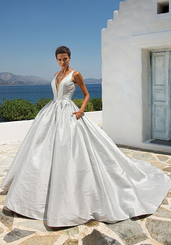 Justin Alexander 8970_old Wedding Dress - The Knot