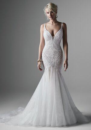 Sottero and Midgley EMMANUELLE Mermaid Wedding Dress