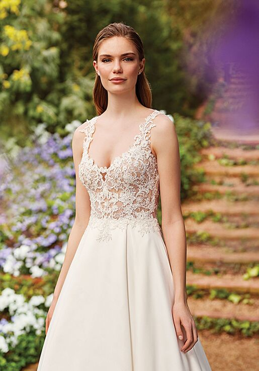 Sincerity Bridal 44170 Ball Gown Wedding Dress