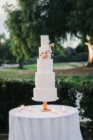 Cake Table at the Oak Creek Golf Club in Irvine, California