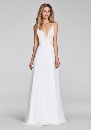 Blush by Hayley Paige Bunny-1707 A-Line Wedding Dress