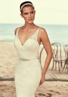 Mikaella 2194 Sheath Wedding Dress