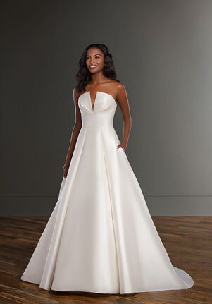 Martina Liana 1210 Ball Gown Wedding Dress