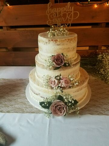 Wedding Cake Bakeries In Michigan