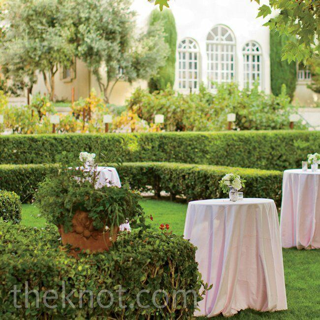 Chateau St. Jean Winery Wedding