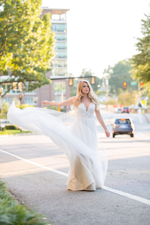 The Poinsett Bride - Greenville, SC