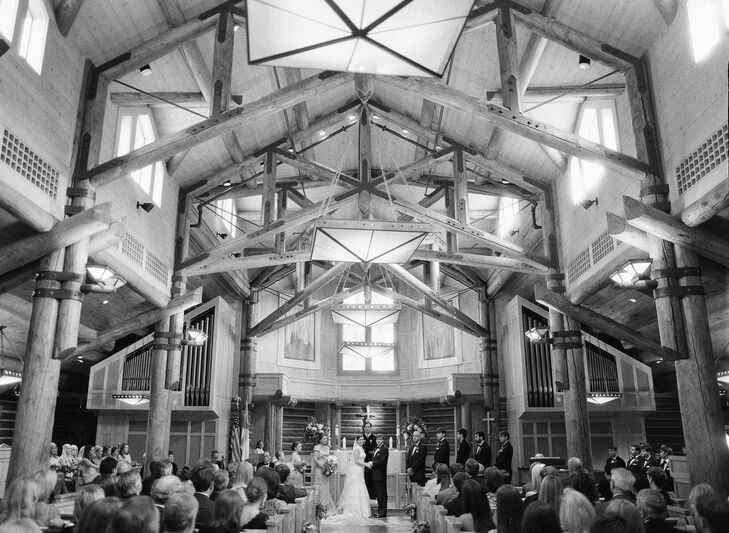 St. John's Episcopal Church Wedding Ceremony