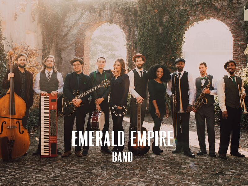 Emerald Empire Band - Cover Band - Birmingham, AL