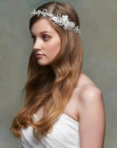 Blossom Veils & Accessories BH5308 Ivory Headband