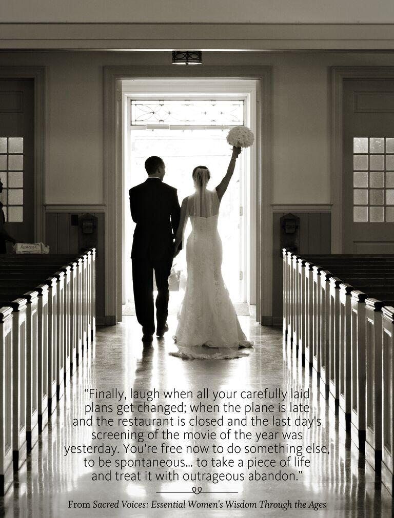 Sacred Voices wedding ceremony reading