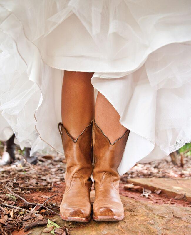 Brides Who Didn't Wear Heels