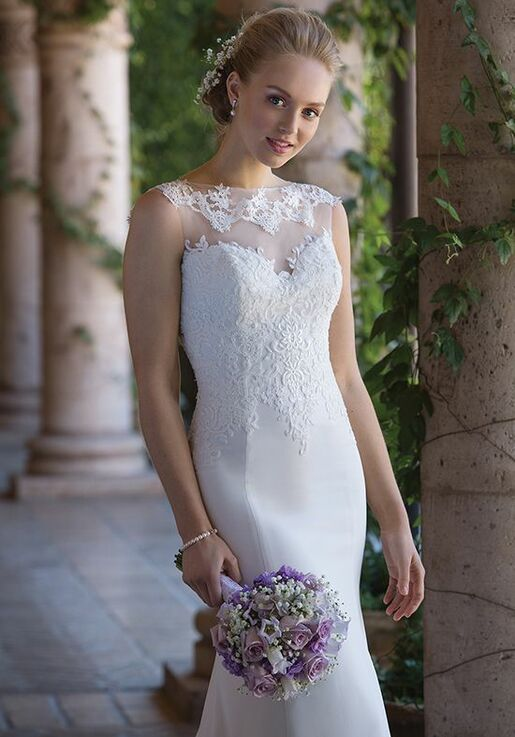 Sincerity Bridal 4005 Mermaid Wedding Dress