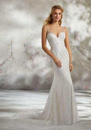 Morilee by Madeline Gardner 8294 / Lyrica Sheath Wedding Dress