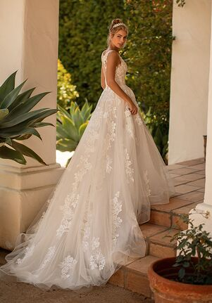 Moonlight Collection J6779 A-Line Wedding Dress